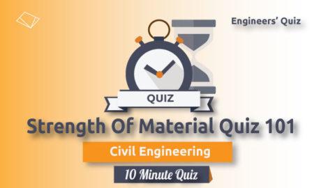 strength of material quiz