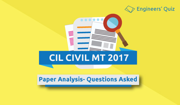 Ssc civil engineering question papers